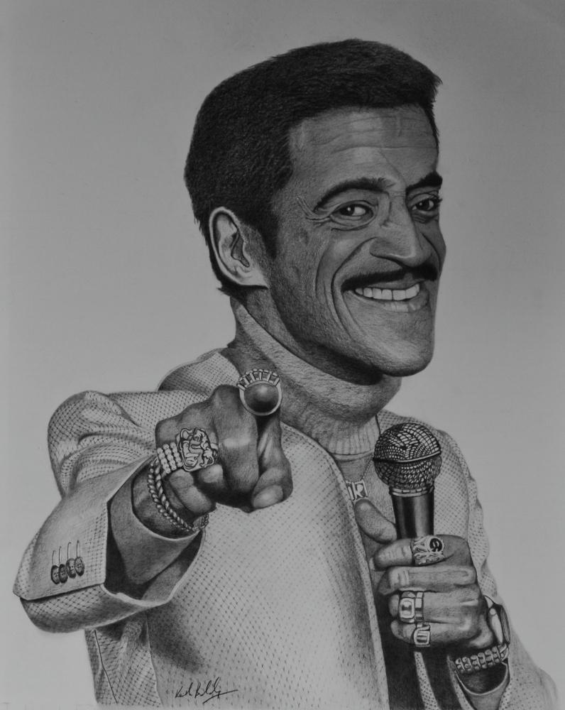 Sammy Davis Jr. por ktboldy